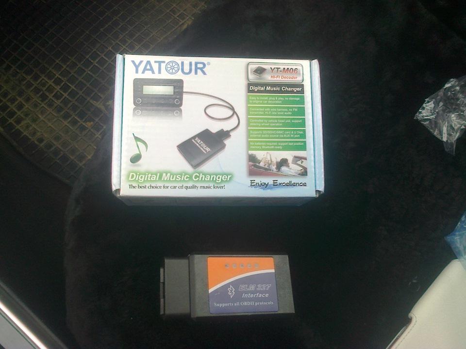 инструкция по эксплуатации Yatour - фото 10