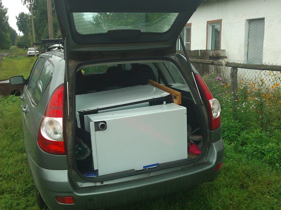 Лада приора универсал фото салона и багажника
