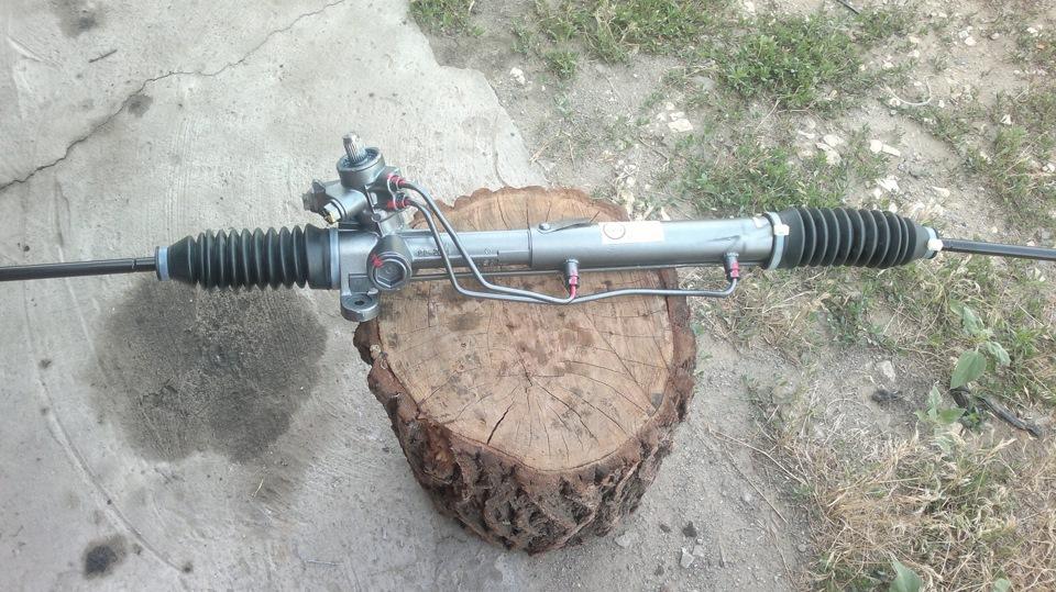 Механическая рулевая рейка фольксваген пассат б3 ремонт своими руками 17