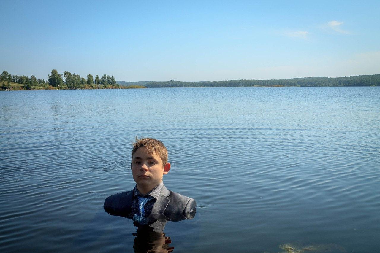 три парня на озере - 12