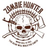 zombie decals kill or be eaten - 315×315