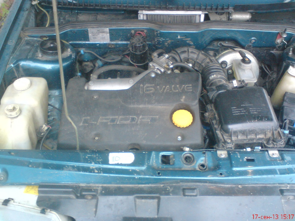 Ваз 2115 двигатель 1.6