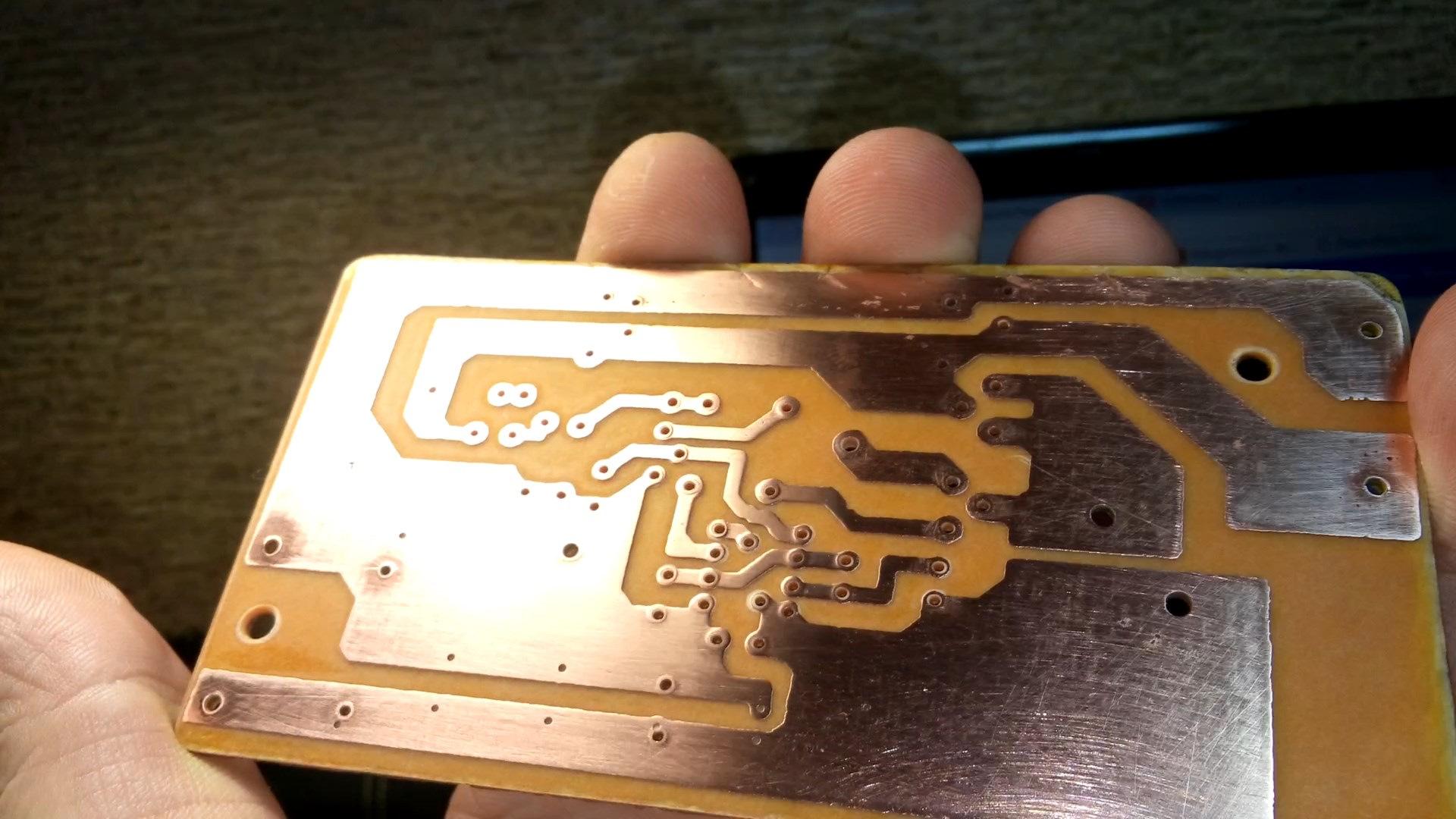 Поделки из микросхемы 555 10