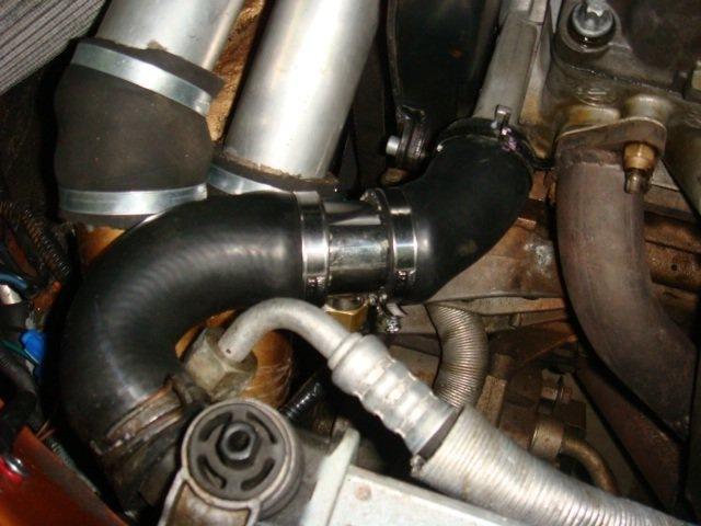 охлаждения двигателя при