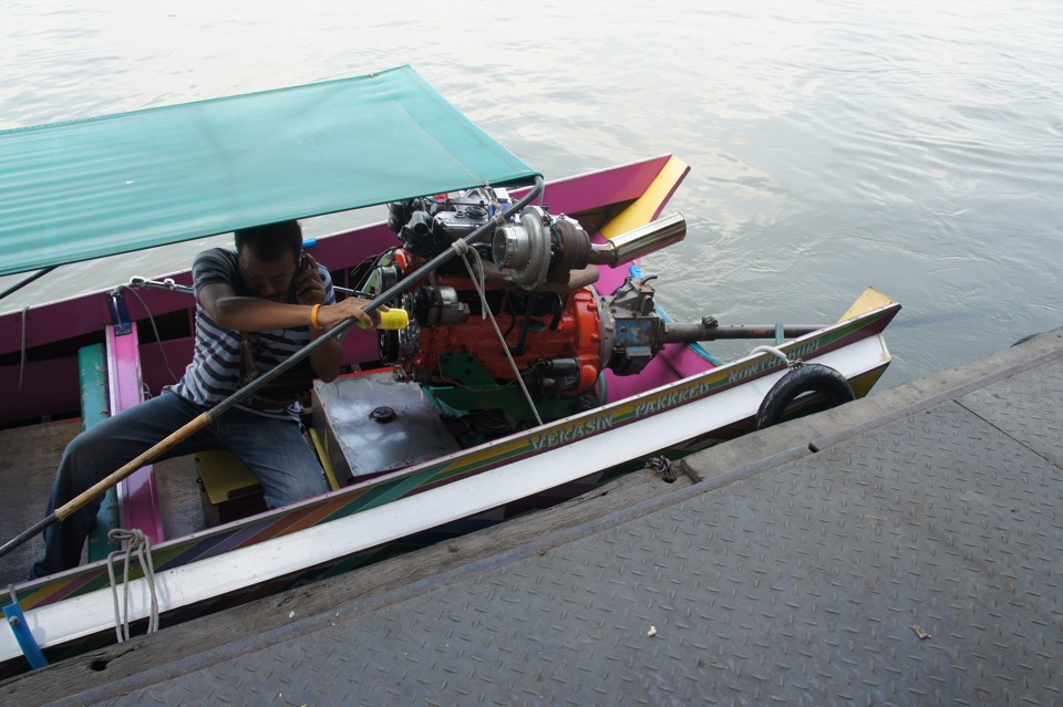 лодка в тайланде - фото 3