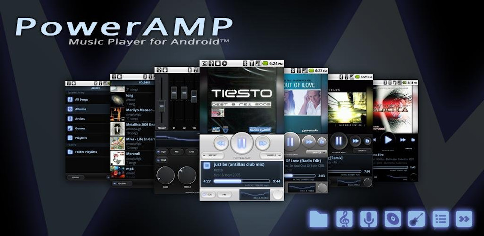 power amp 1.0-build-285 для андроид 2.1