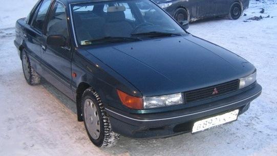 mitsubishi lancer 1992 отзывы