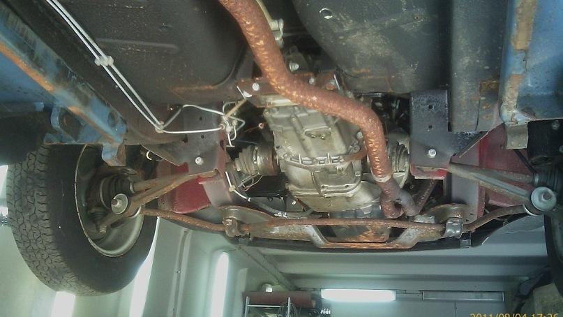 М 2141 ремонт кпп своими руками
