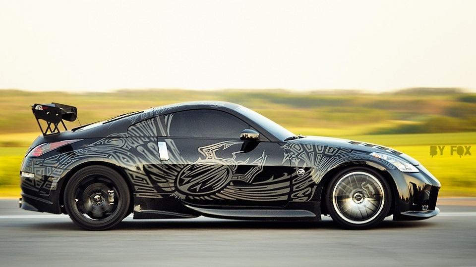 Nissan Tokyo Drift