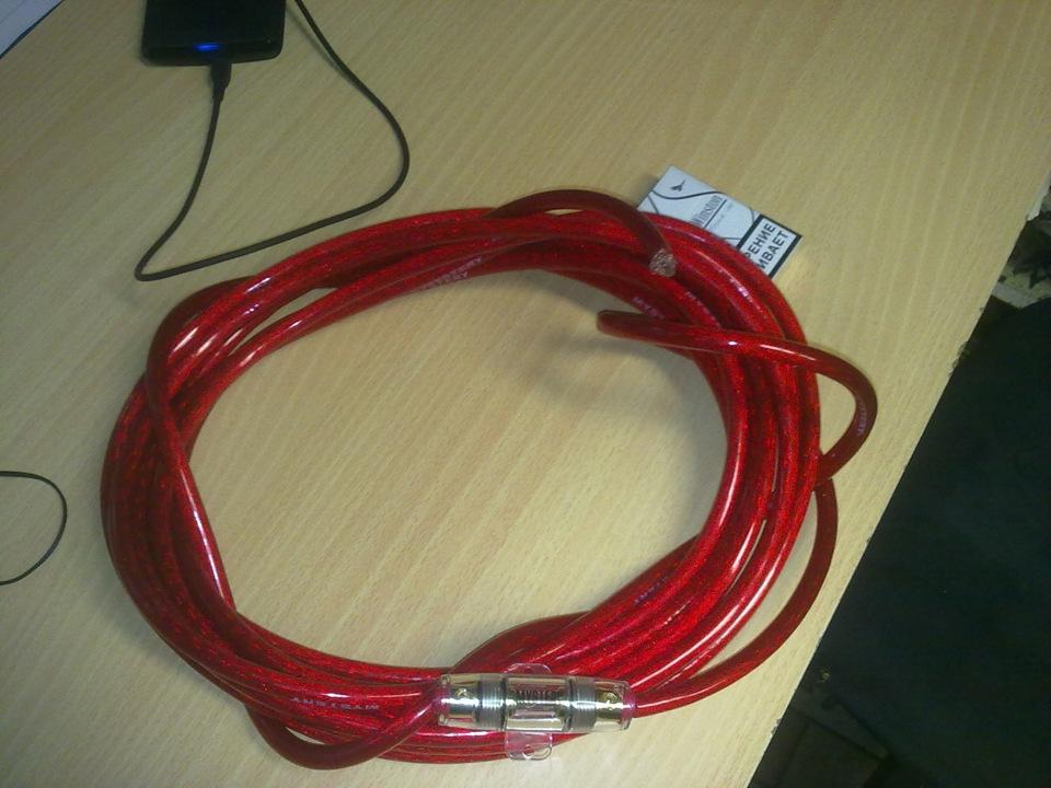 Как сделать провода для усилителя