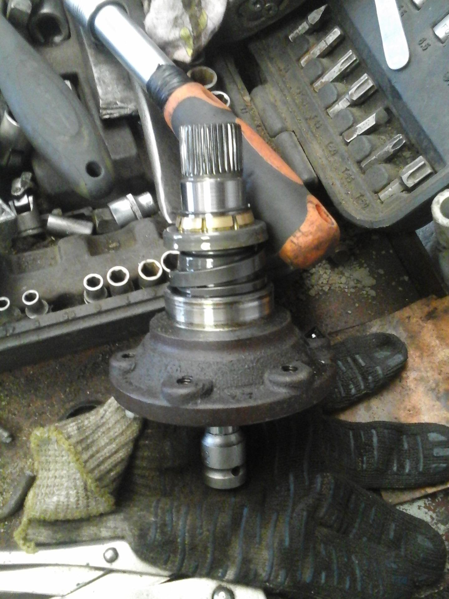 Замена сальника привода поло седан Замена топливного фильтра kia rio