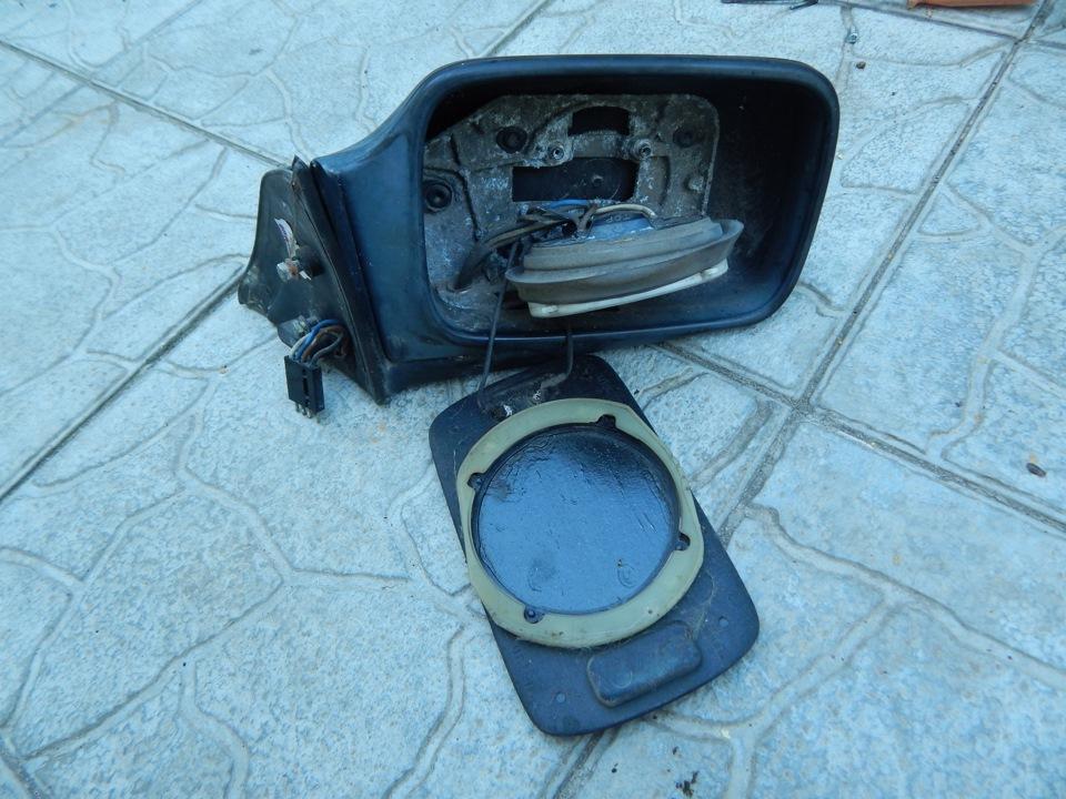 зеркало с подогревом на BMW e46