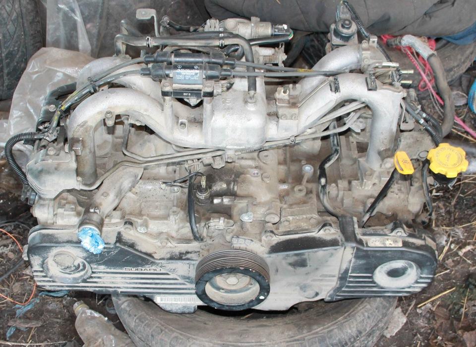 Запчасти на двигатель субару