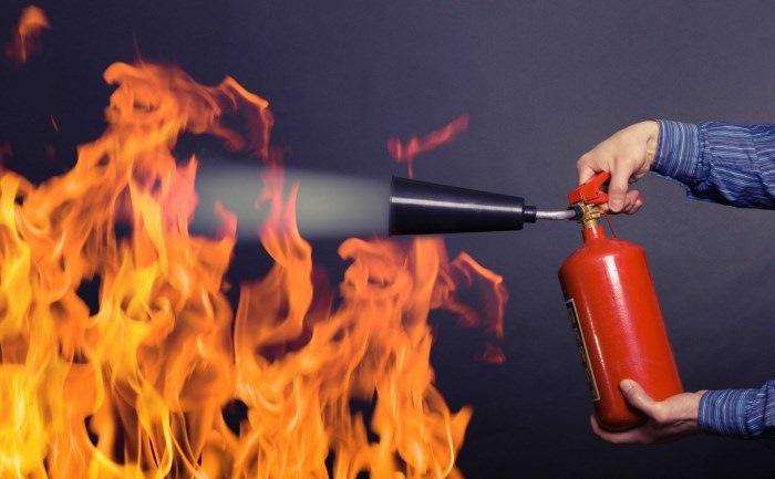 RuskyKupec › Блог › Какой огнетушитель должен быть в автомобиле
