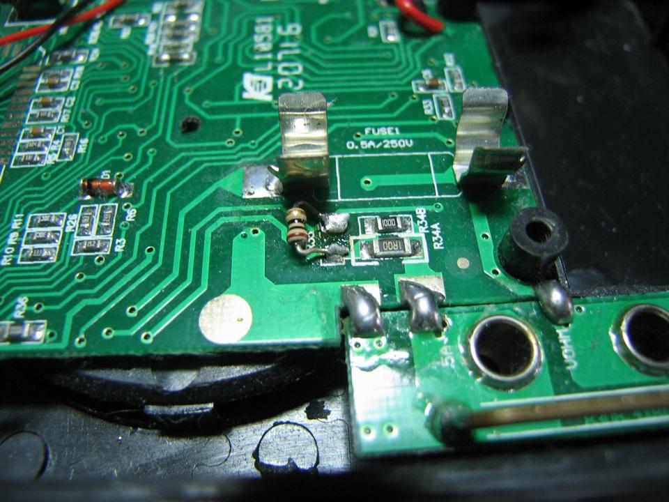 Ремонт мультиметра dt 838 в своими руками