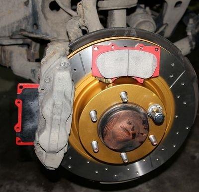 Защита тормозных дисков своими руками 9