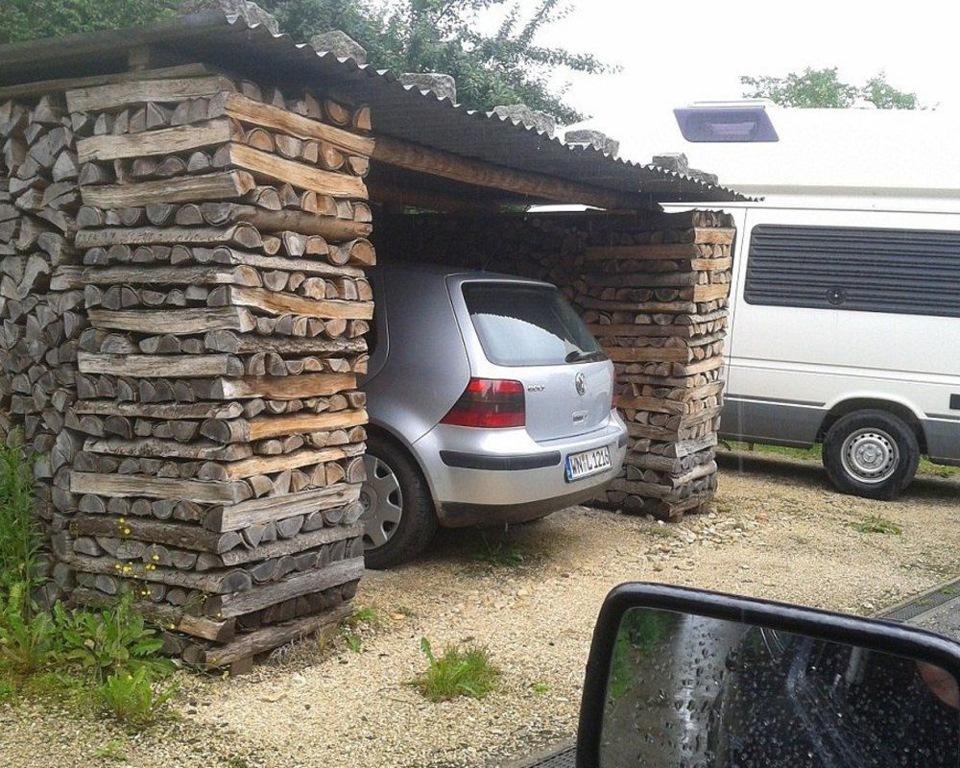Авто гараж своими руками