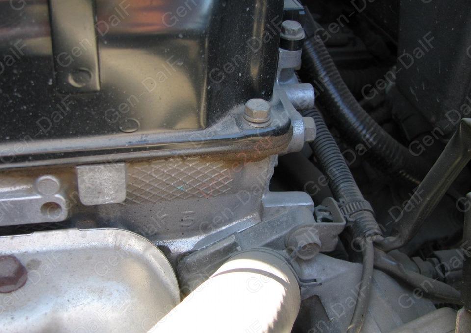 Замена прокладки клапанной крышки и прокладок свечных колодцев - бортжурнал Mitsubishi Lancer Gray Dolphin 2006 года на DRIVE2