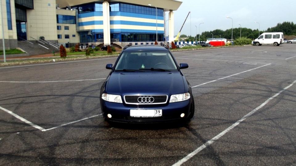 Audi A4 24 V6 Drive2