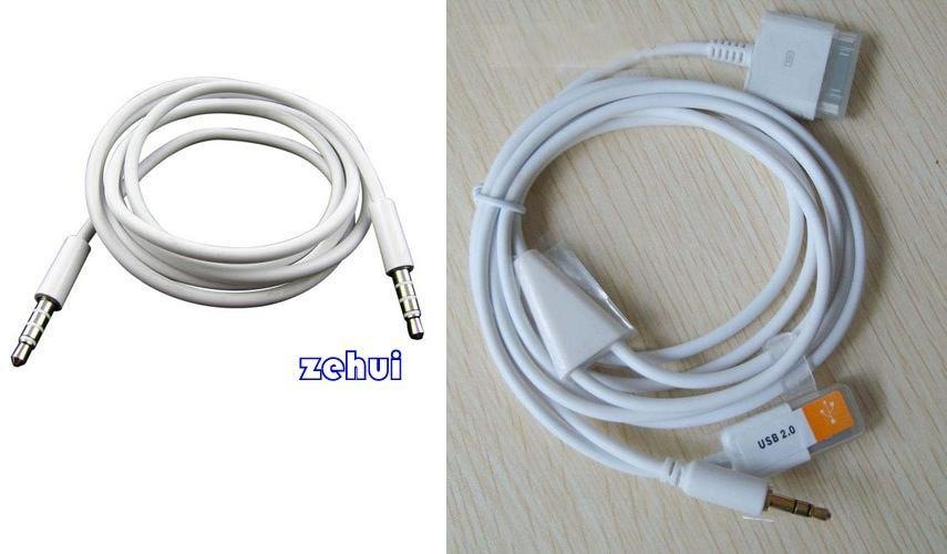 Aux кабель своими руками