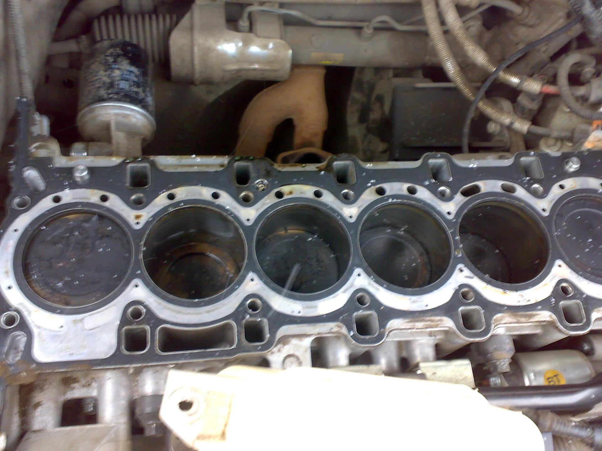 ремонт двигателя 2.0 chevrolet epica