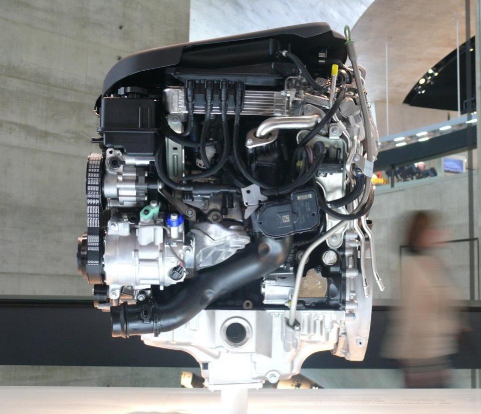 Схема двигателя ом 651