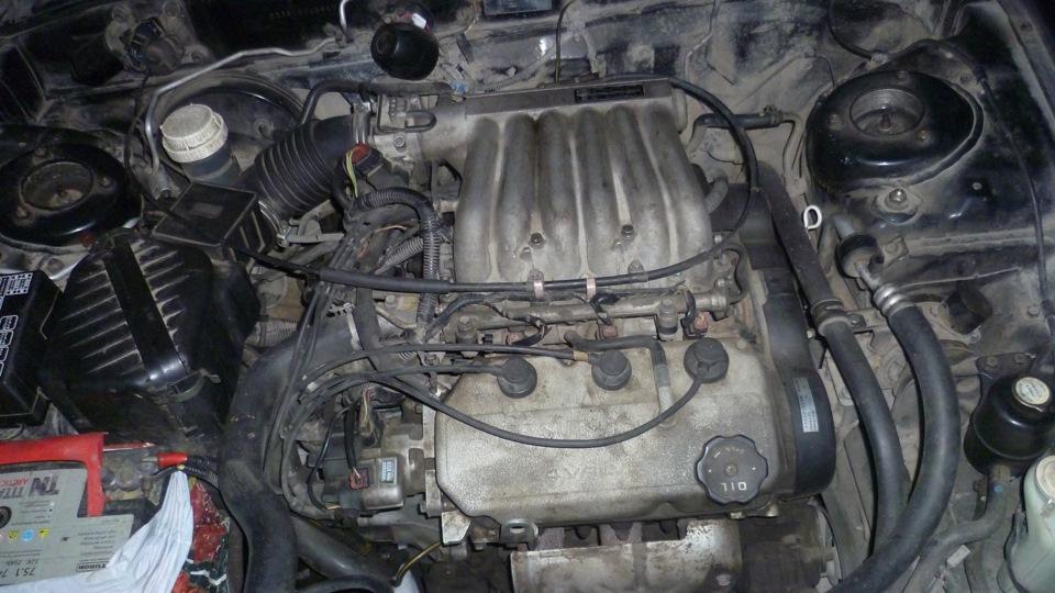 Mitsubishi Galant 6a11
