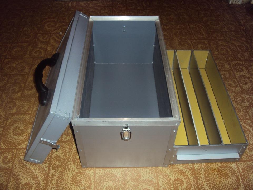 Инструментальный ящик самодельный