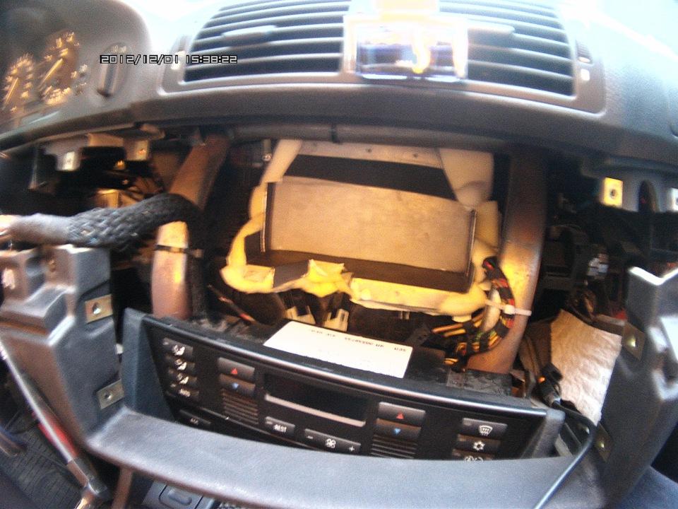 2 din магнитола в BMW e38