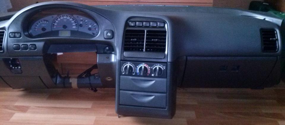 Фото №31 - панель приборов на ВАЗ 2110