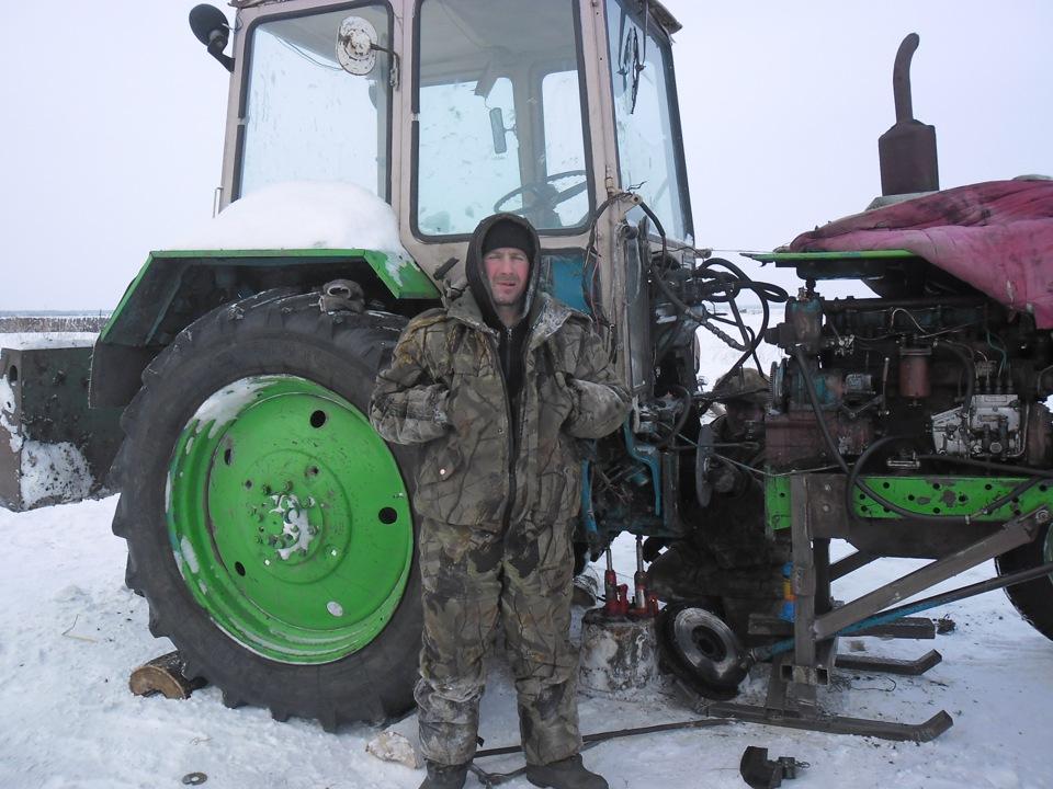 Продам СПЕЦТЕХНИКА Трактор МТЗ 82.1. Фото продажа на RST.
