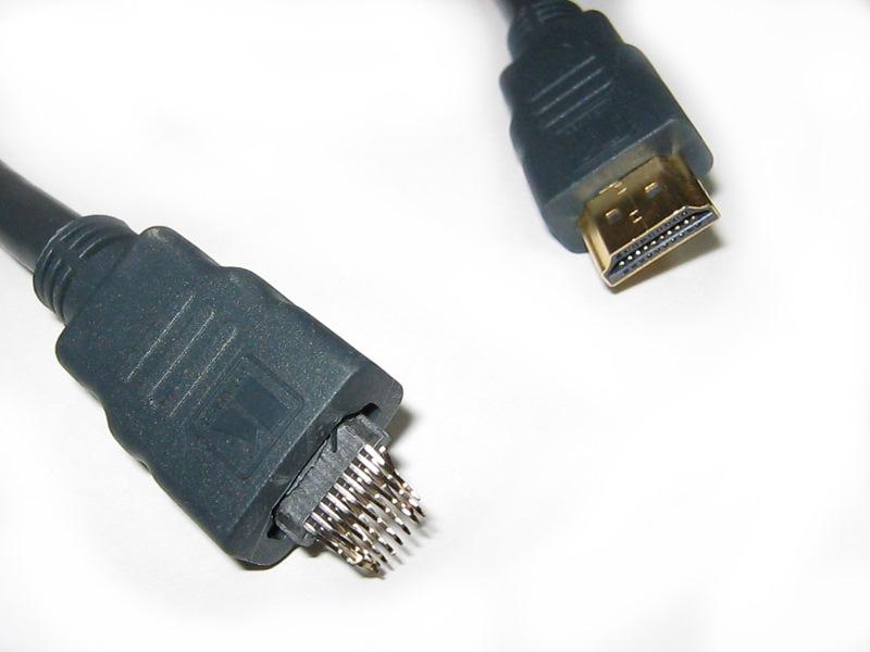 Hdmi кабель своими руками видео