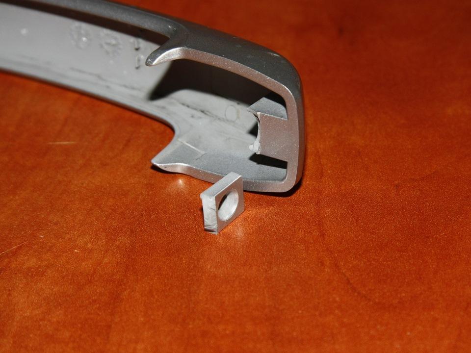 Как заменить ручку двери на приоре видео
