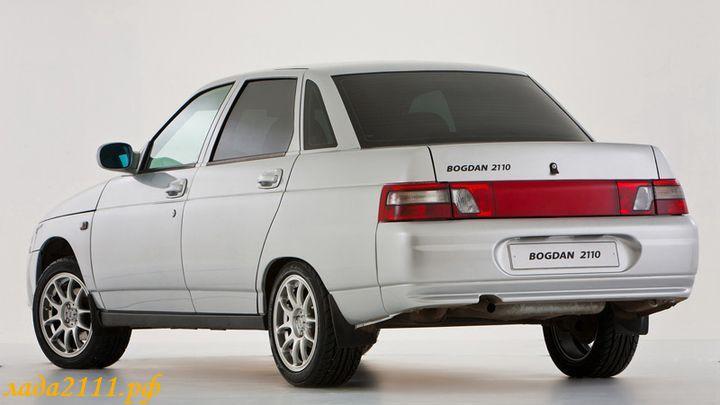 Задние фары автомобиля Богдан