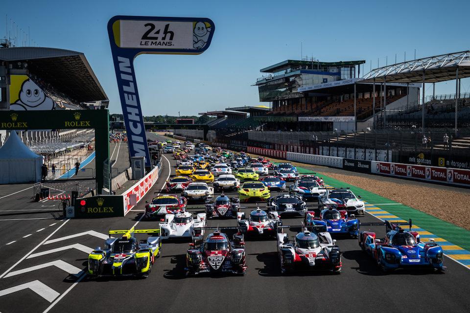 GTE-Pro гонки