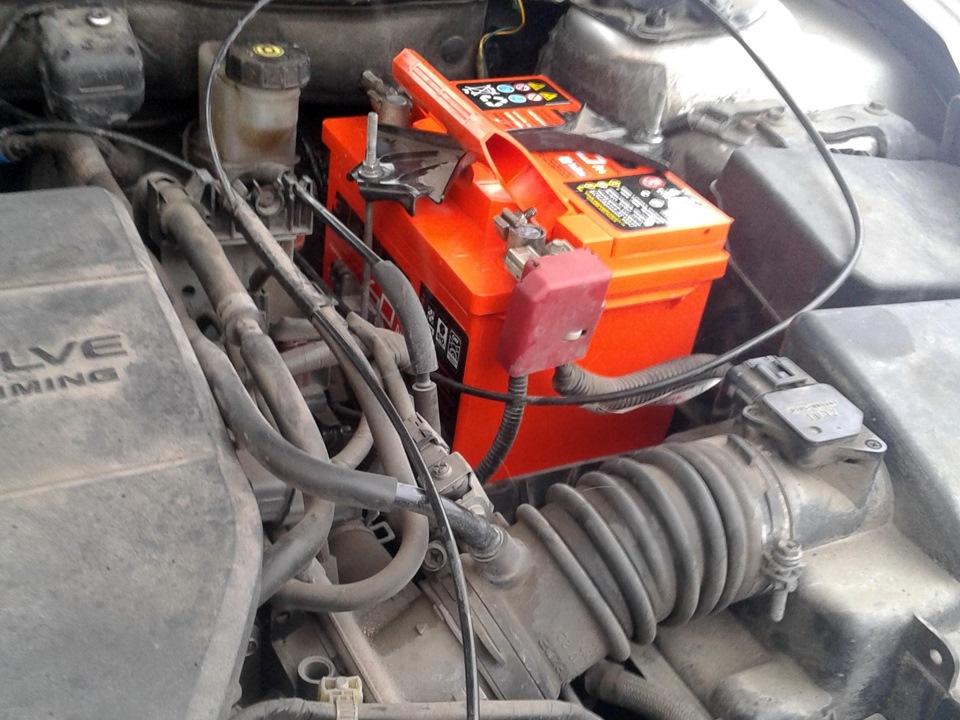Аккумуляторы для Mazda 6 - Автомобильные аккумуляторы