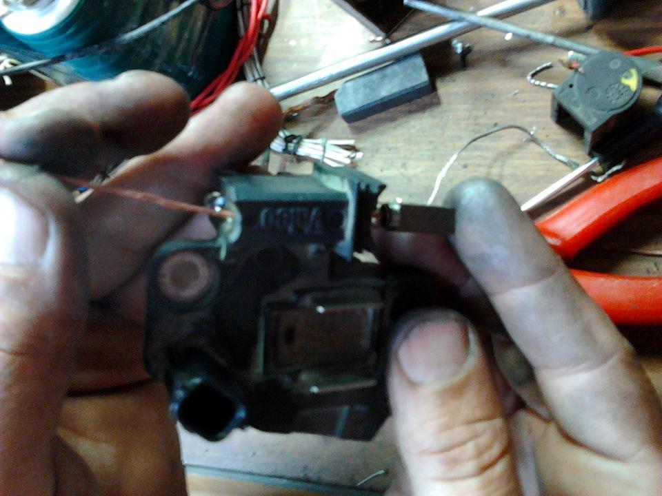 Электрика скутера  Скутеры Обслуживание и ремонт