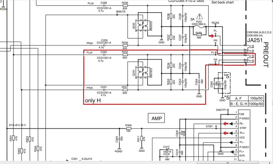 Схема подключения pioneer deh-1500uba