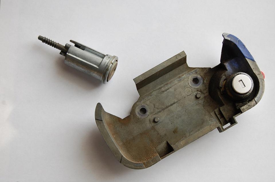 ремонт машинка замка двери опель омега