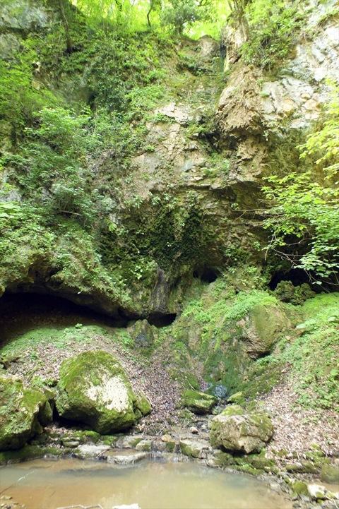 водопад Сухой