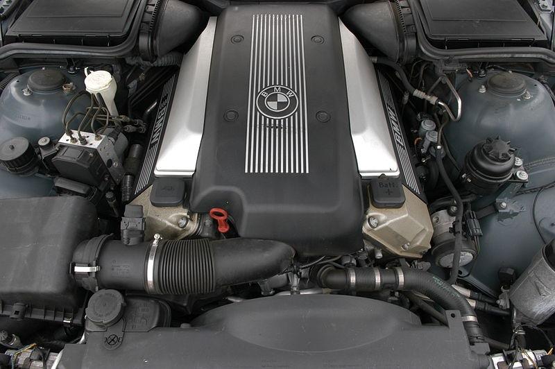 Двигатели BMW M62 и M62TU