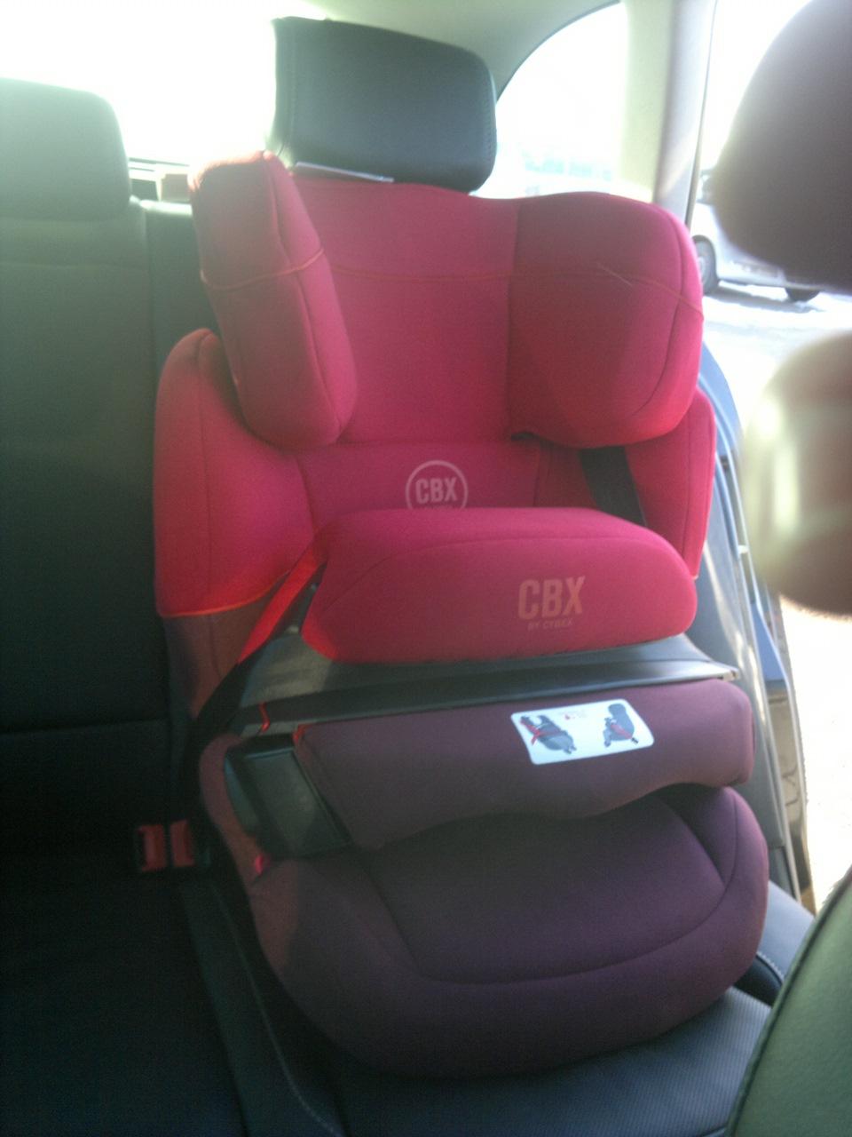 cybex isis fix 9 36 skoda superb combi drive2. Black Bedroom Furniture Sets. Home Design Ideas