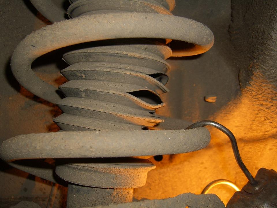 Замена передних пыльников амортизаторов Honda CR-V 2008 - бортжурнал Honda CR-V НЕДОДЖИП 2008 года на DRIVE2