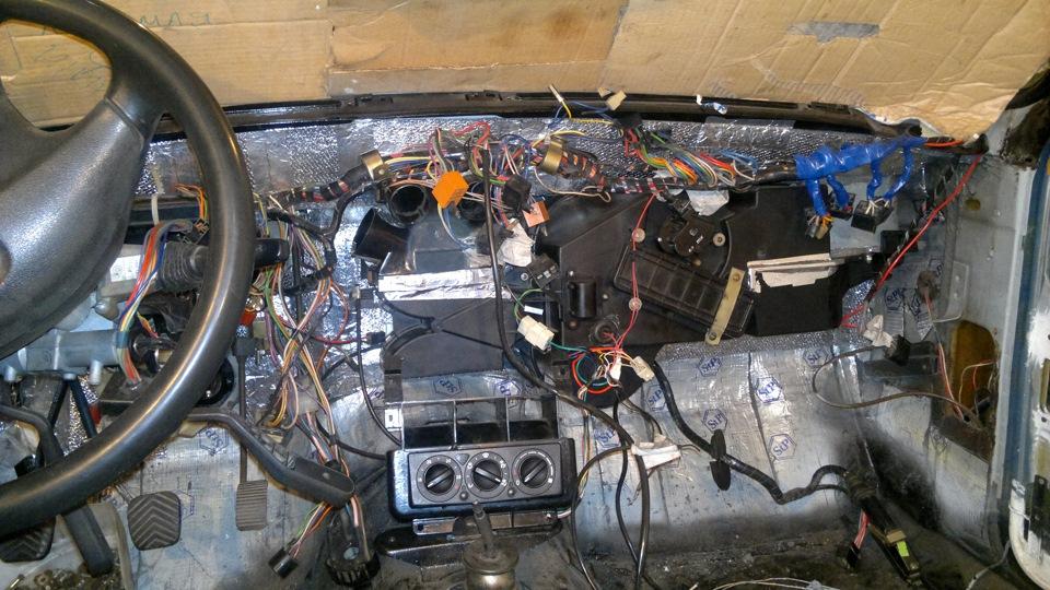 Ремонт электронного регулятора частоты вращения мотора печки газ газель.