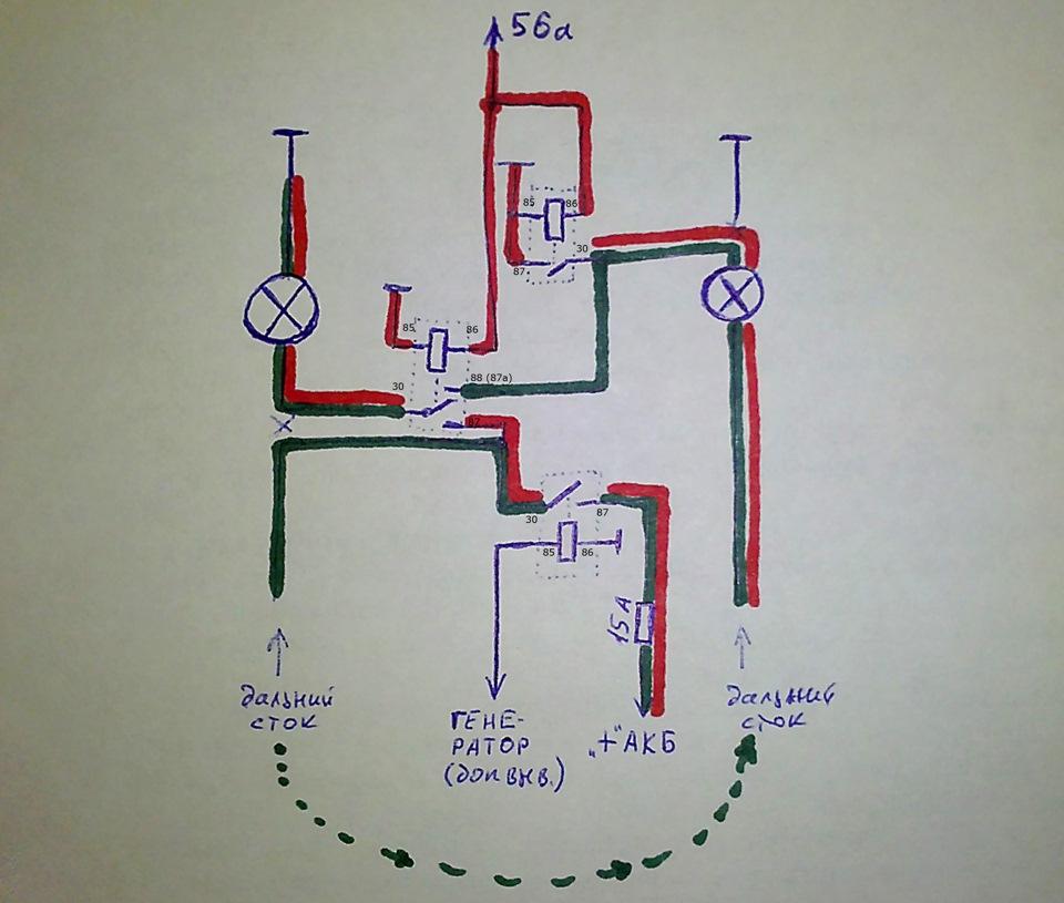5 контактное реле схема подключения дхо фото 76