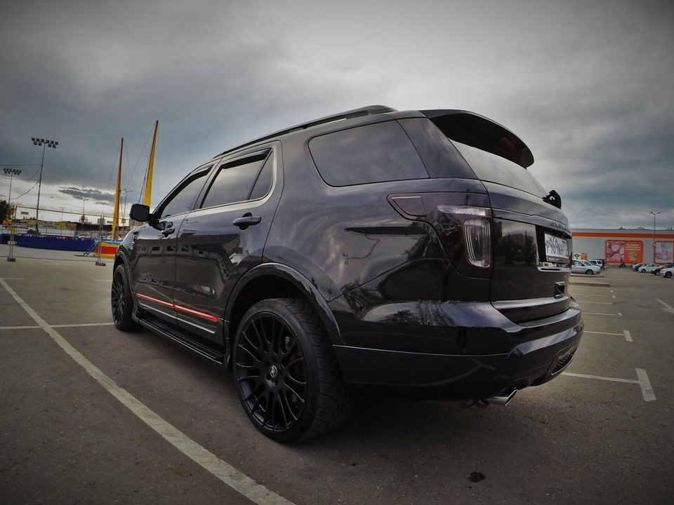 Aftermarket Wheels Page 15 Ford Explorer And Ford