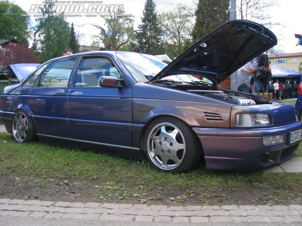 custom volkswagen passat b3