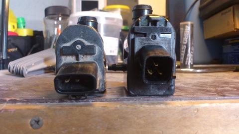 Toyota Highlander Club - Мотор омывателя на дорестайл - есть замена!!!