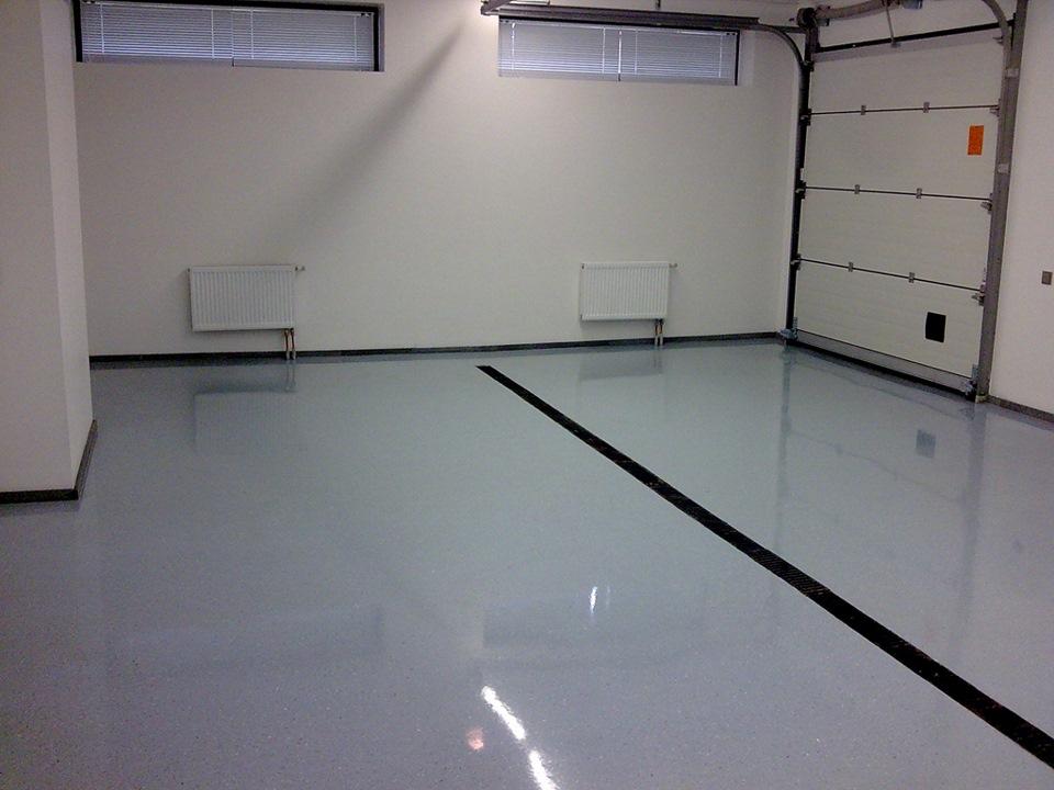 заливной гараж