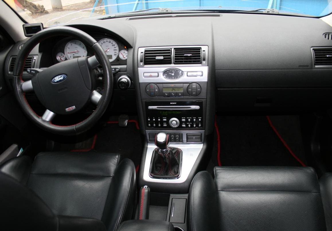 Форд мондео фото салона